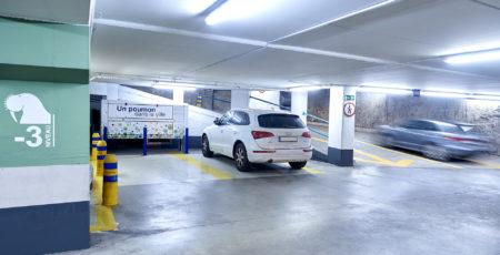 Interparking - Namur - Parking Beffroi