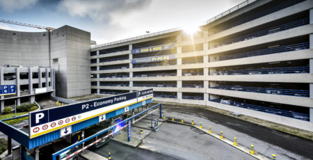 Interparking - Brussels Airport - Pk P2/P3