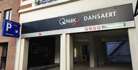 Qpark - Brussels - Pk Dansaert