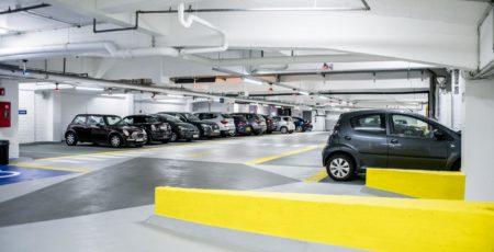 Interparking - Brussels - Pk Industrie